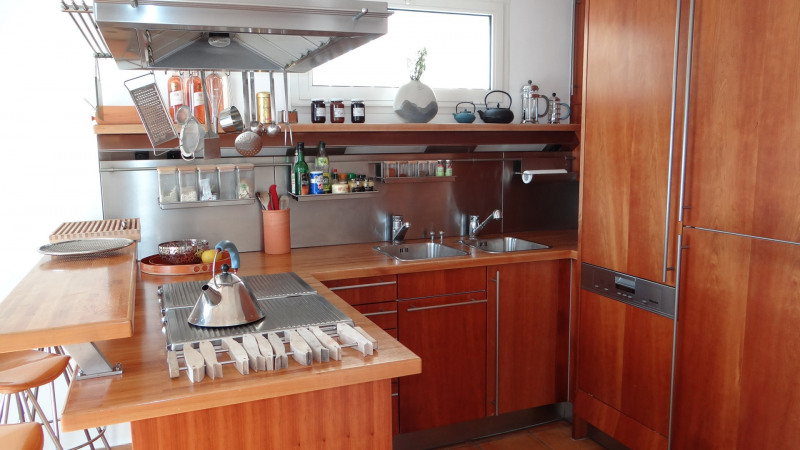 Vacation rental house / villa Cavalaire sur mer 3 500€ - Picture 22