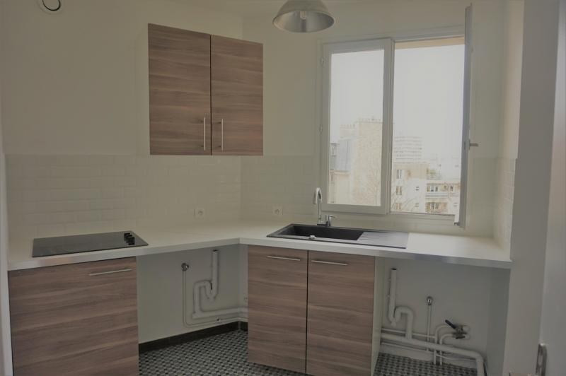 Venta  apartamento Paris 14ème 511000€ - Fotografía 2