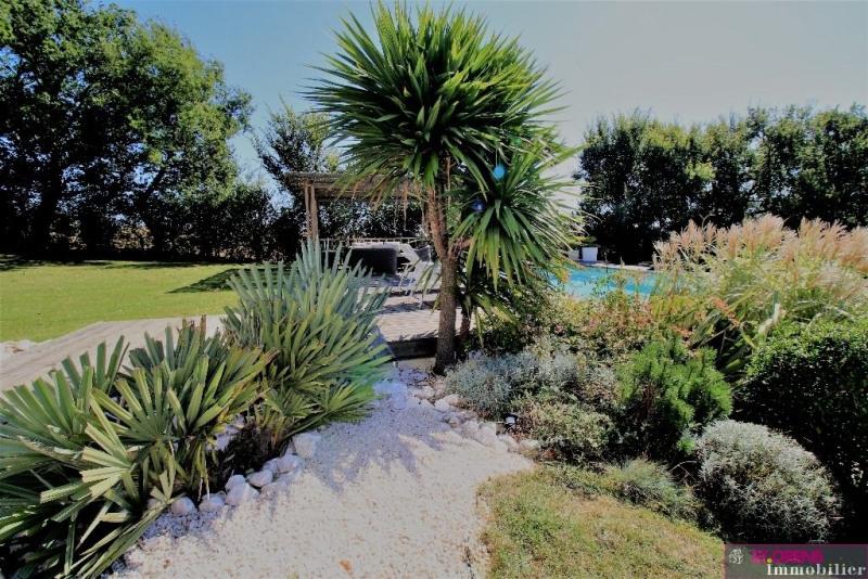 Deluxe sale house / villa Quint fonsegrives 585000€ - Picture 3