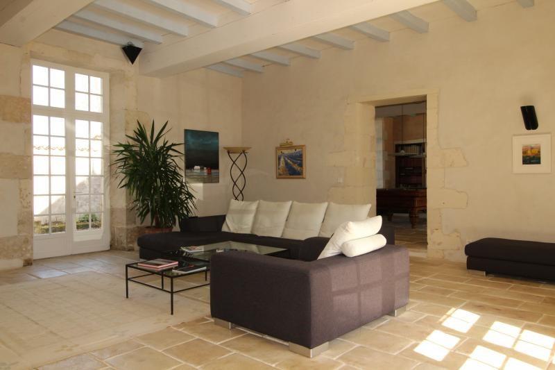 Vente de prestige maison / villa St porchaire 1580000€ - Photo 8