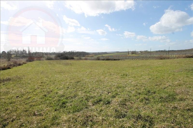 Vente terrain Rouffignac de sigoules 27500€ - Photo 1