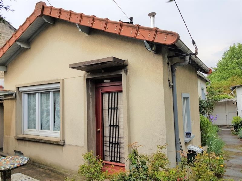(detached) house 2 rooms