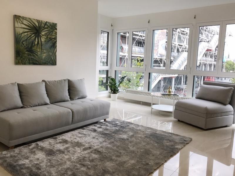 Sale apartment Paris 3ème 895000€ - Picture 1