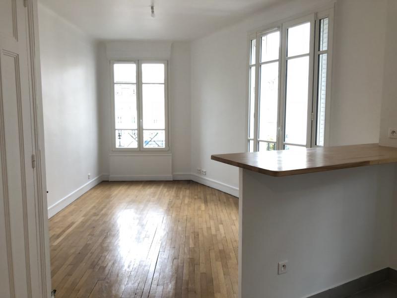 Rental apartment Puteaux 1216€ CC - Picture 2