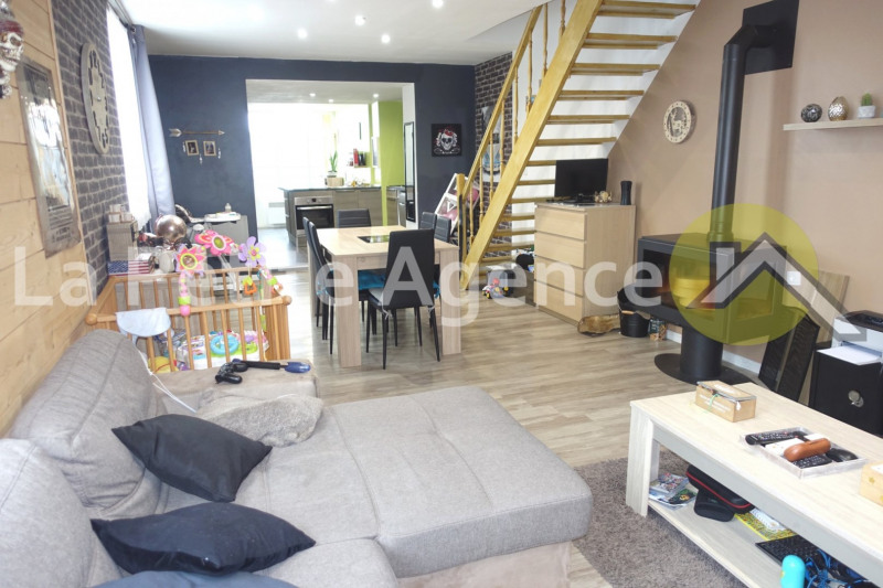 Vente maison / villa Carvin 129 900€ - Photo 1