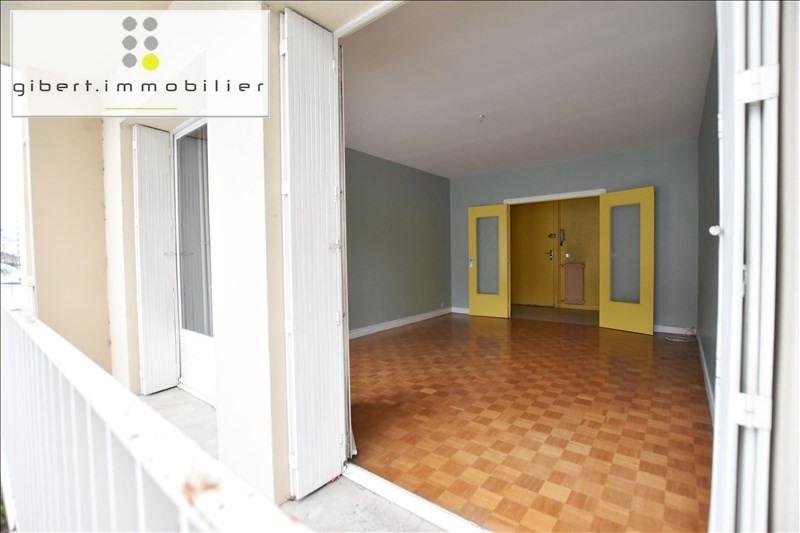 Sale apartment Le puy en velay 59900€ - Picture 2