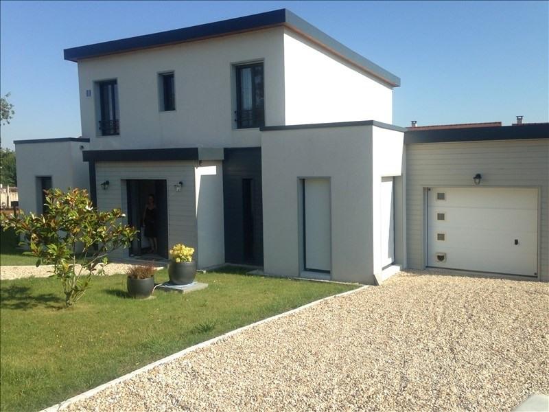 Vente maison / villa Nanteuil les meaux 442000€ - Photo 1