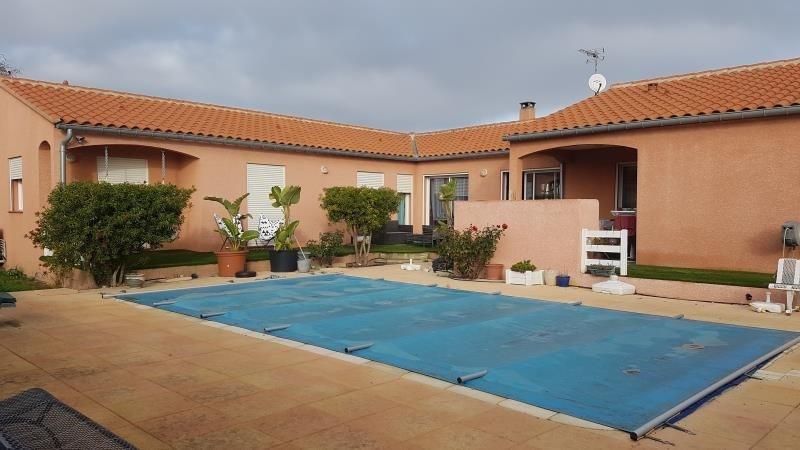 Vente maison / villa Torreilles 520000€ - Photo 1