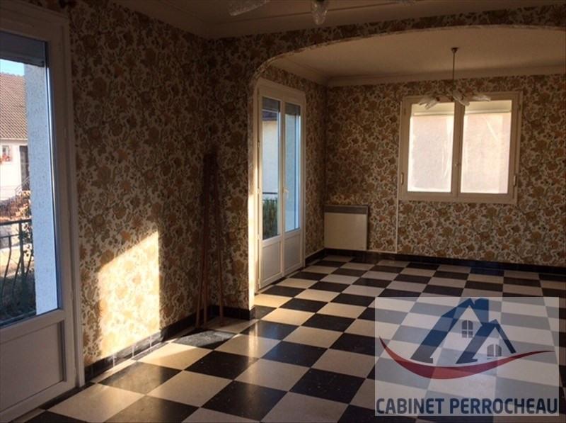 Sale house / villa Besse sur braye 114000€ - Picture 4