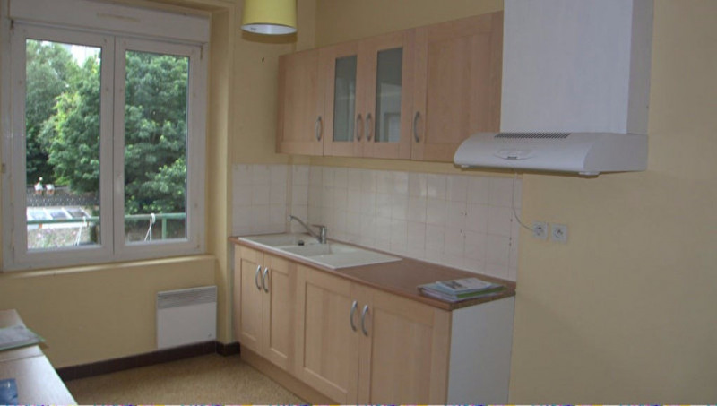 Rental apartment Brest 410€ CC - Picture 1