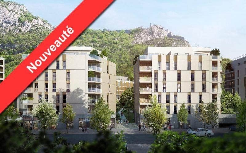 Location appartement Grenoble 597€ CC - Photo 1