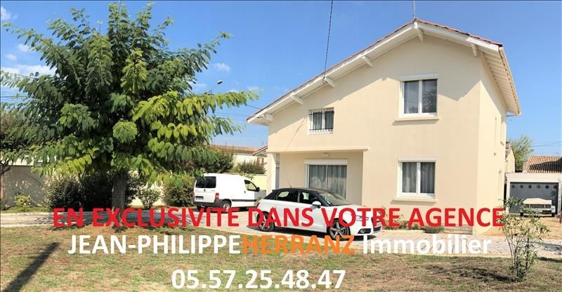 Vente maison / villa Libourne 254 000€ - Photo 1