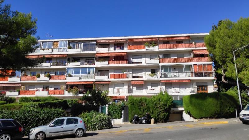 Rental apartment Cagnes sur mer 840€ CC - Picture 1
