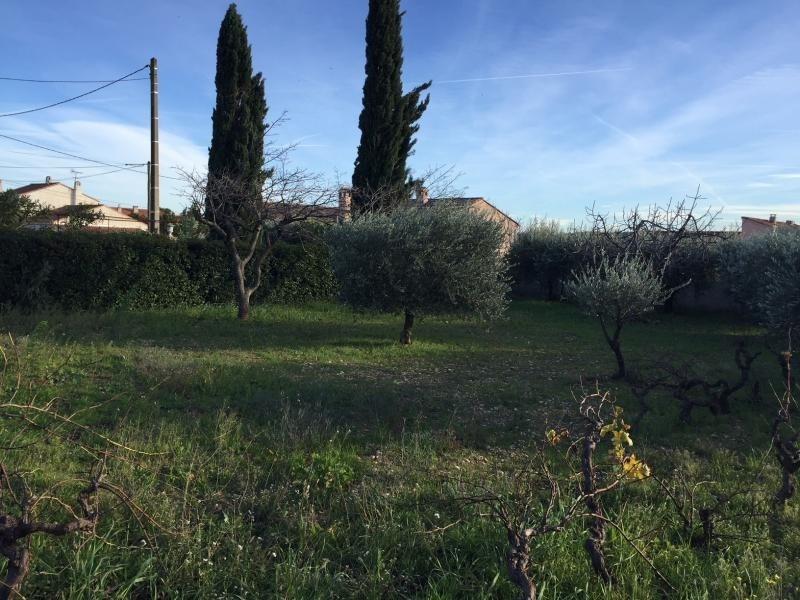Sale site La fare les oliviers 255000€ - Picture 1