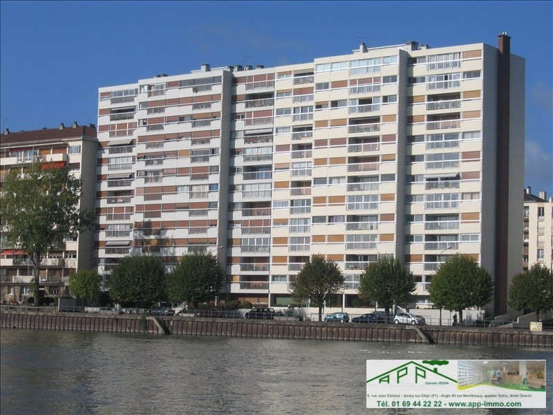 Sale apartment Juvisy sur orge 220 000€ - Picture 1