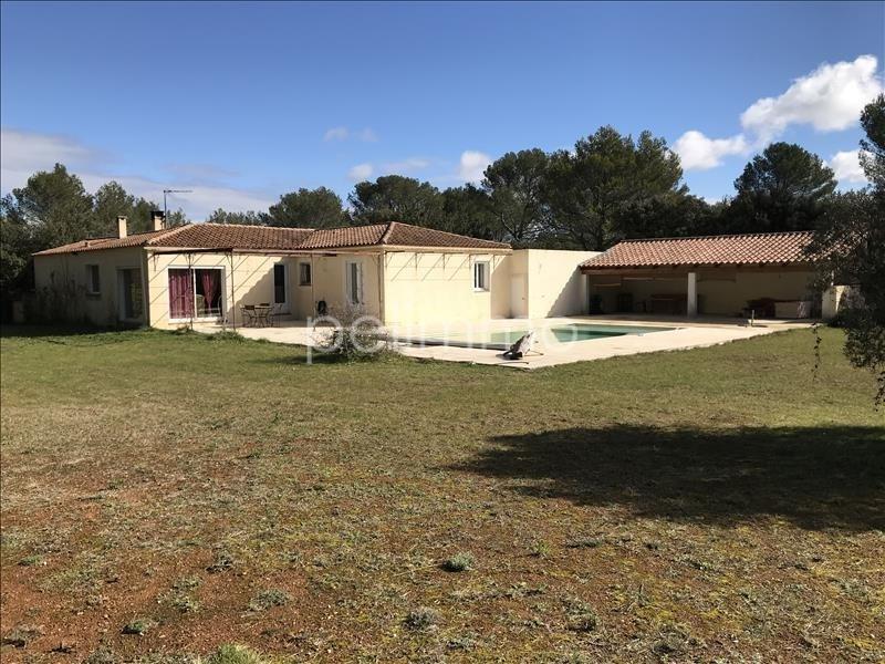 Vente de prestige maison / villa Cornillon confoux 635000€ - Photo 2