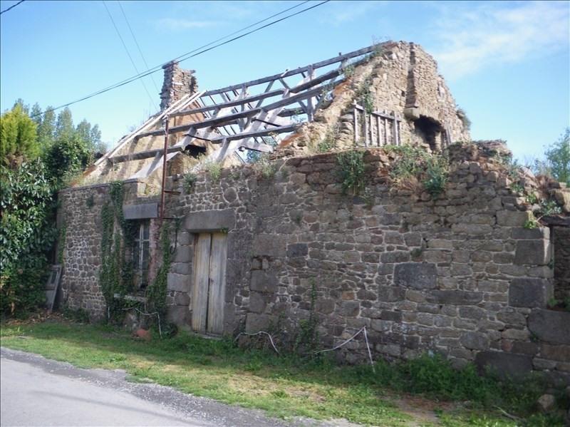 Vente maison / villa Bonnemain 18500€ - Photo 1