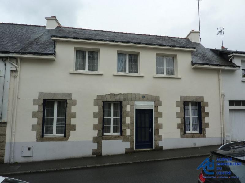 Sale house / villa Pontivy 110000€ - Picture 16