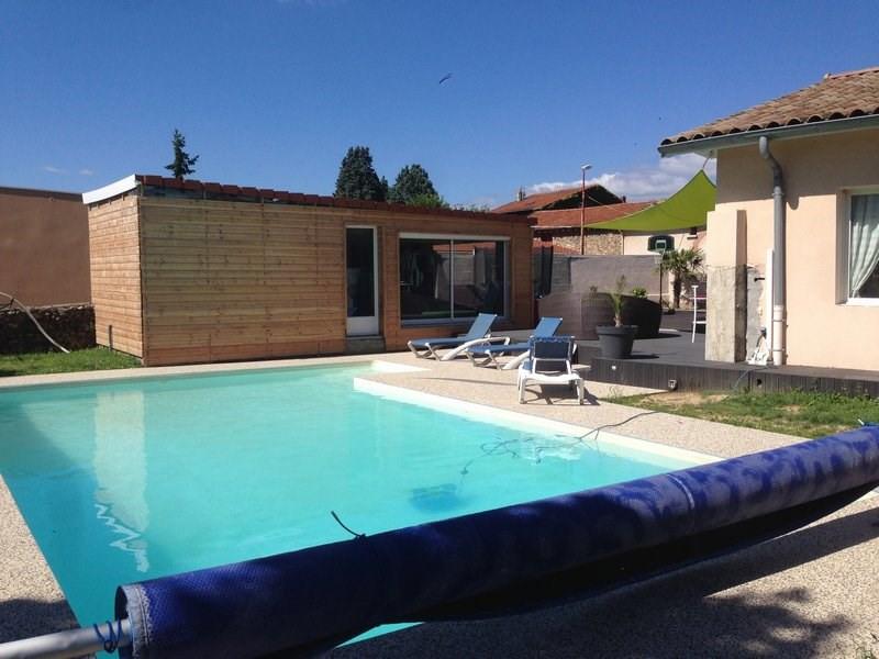 Vente maison / villa Laveyron 416000€ - Photo 2