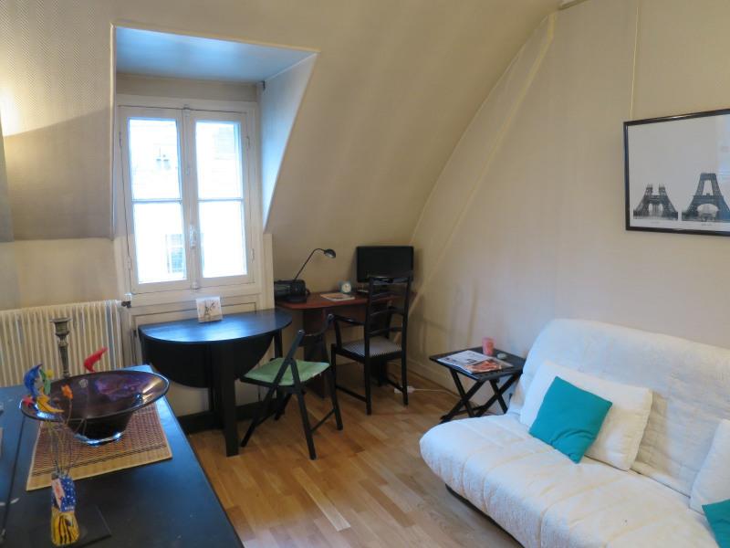 Sale apartment Paris 16ème 319930€ - Picture 3