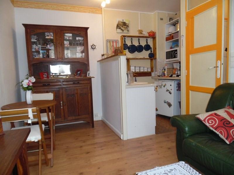 Verkoop  appartement Le treport 55000€ - Foto 2