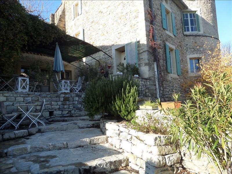 Vente de prestige maison / villa Sainte-jalle 885800€ - Photo 1