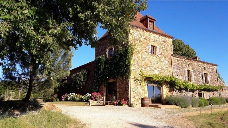 Vente de prestige maison / villa St amand de belves 588000€ - Photo 1