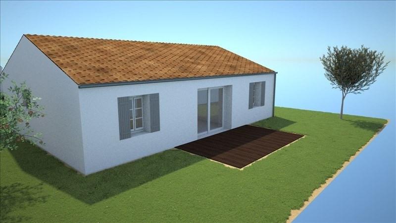 Vente maison / villa Jard sur mer 228000€ - Photo 4