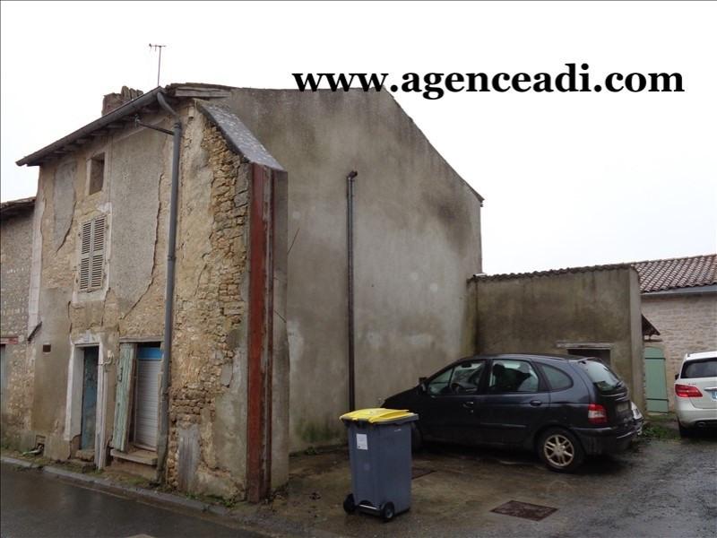 Vente maison / villa Pamproux 20200€ - Photo 1