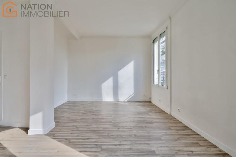 Sale apartment Paris 20ème 490000€ - Picture 3