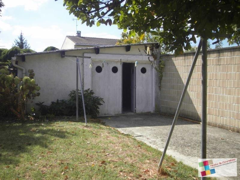Vente maison / villa Cognac 128400€ - Photo 2
