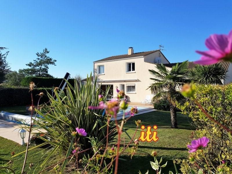 Vente maison / villa Chateau d olonne 397000€ - Photo 1