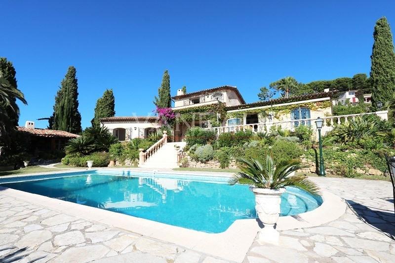 Vente de prestige maison / villa Vallauris 1995000€ - Photo 1