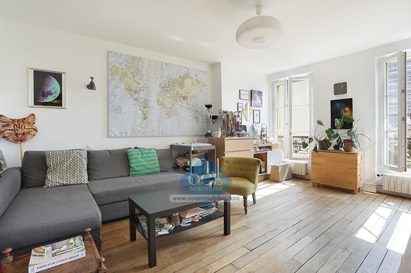 Vente appartement Paris 11ème 500000€ - Photo 2
