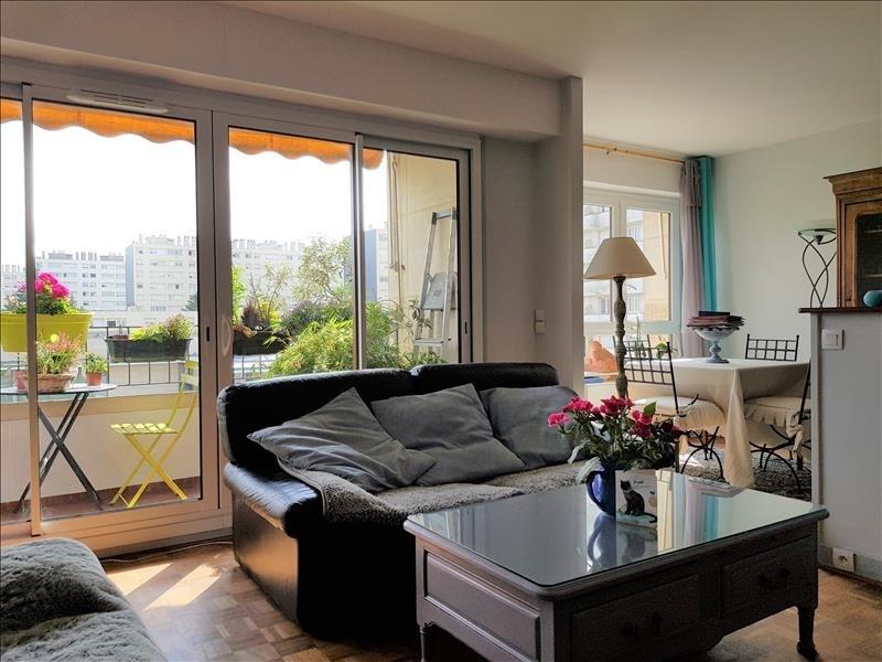Vente appartement Meudon la foret 315000€ - Photo 1