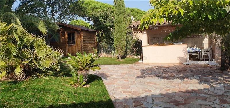 Deluxe sale house / villa Les issambres 635000€ - Picture 4