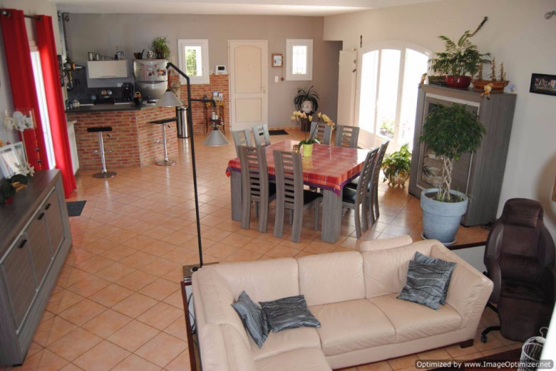 Sale house / villa Bram 367000€ - Picture 14