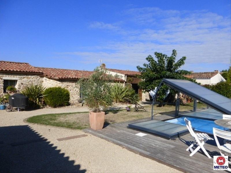 Sale house / villa Le bernard 422000€ - Picture 8