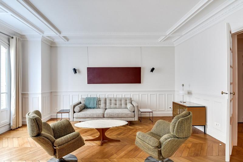 Alquiler  apartamento Paris 17ème 4240€ CC - Fotografía 3