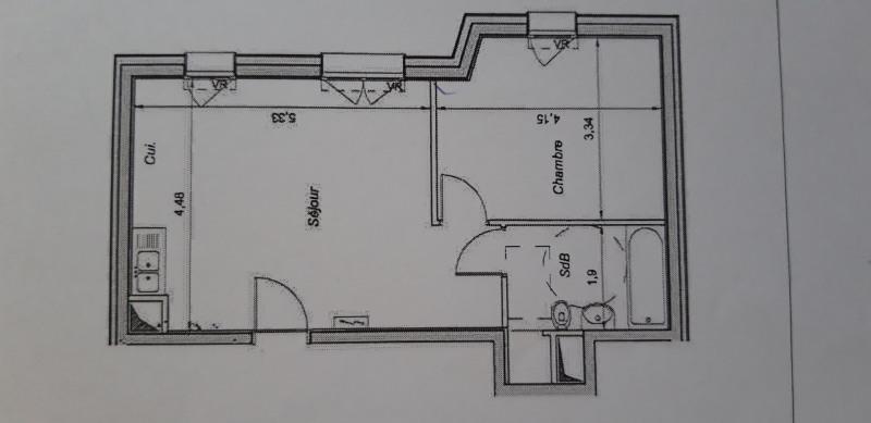 Vente appartement Montreuil 219000€ - Photo 13