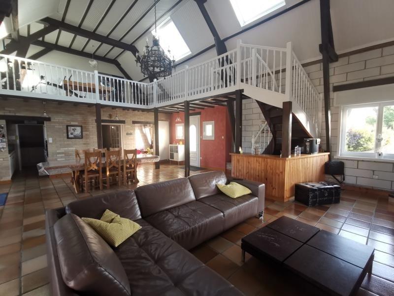 Sale house / villa Busnes 255000€ - Picture 1