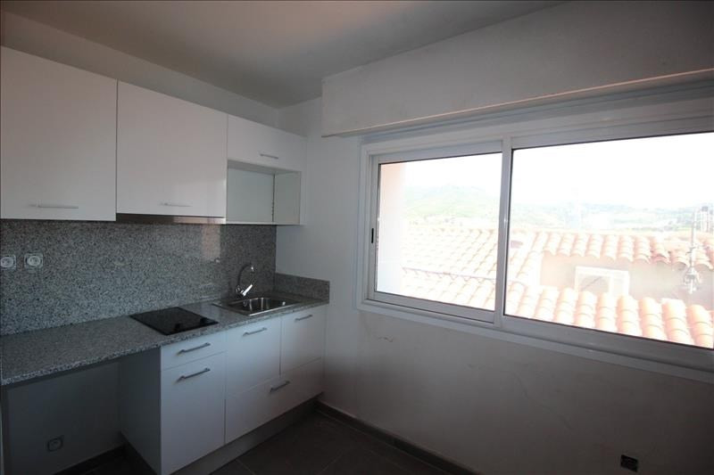 Sale apartment Port vendres 60 000€ - Picture 1
