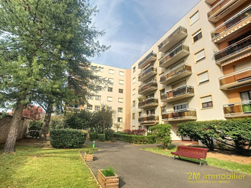 Sale apartment Melun 285 600€ - Picture 1