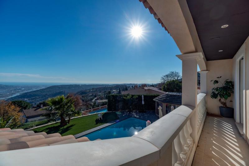 Immobile residenziali di prestigio casa Gattieres 1155000€ - Fotografia 17