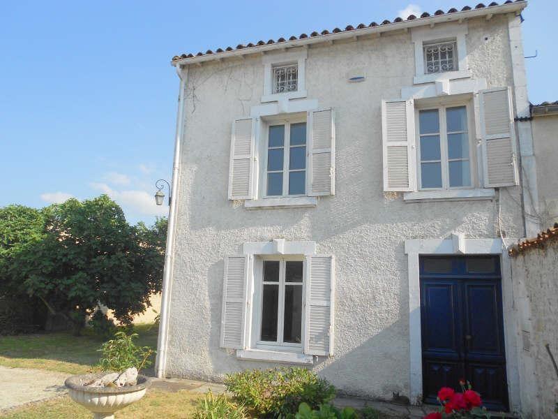 Sale house / villa Aigre 129000€ - Picture 18