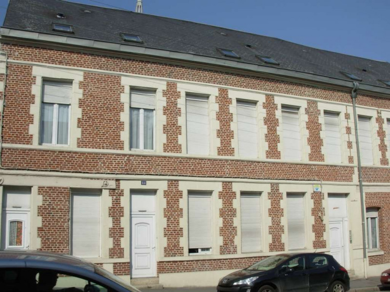 Rental apartment Saint quentin 385€ CC - Picture 1