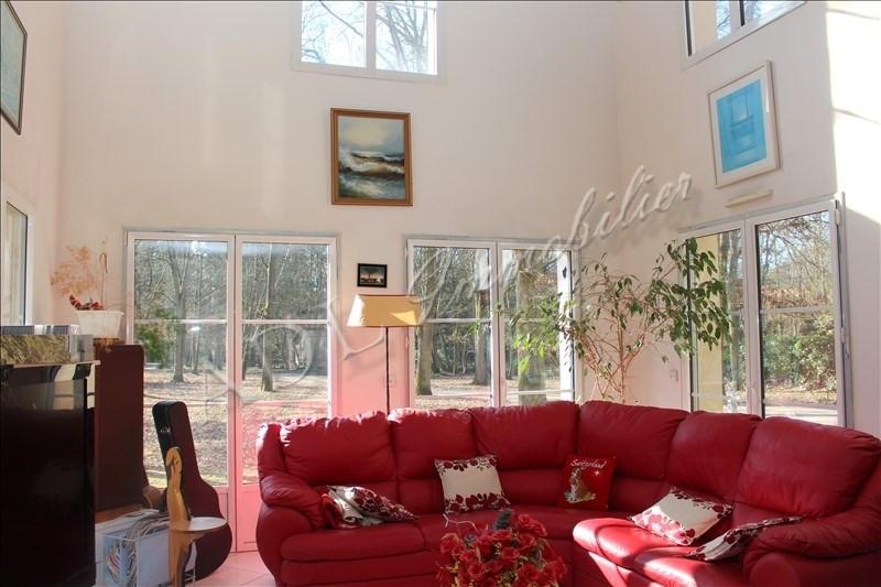 Vente de prestige maison / villa Lamorlaye 645000€ - Photo 3
