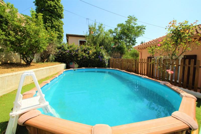 Deluxe sale house / villa Cagnes sur mer 575000€ - Picture 2