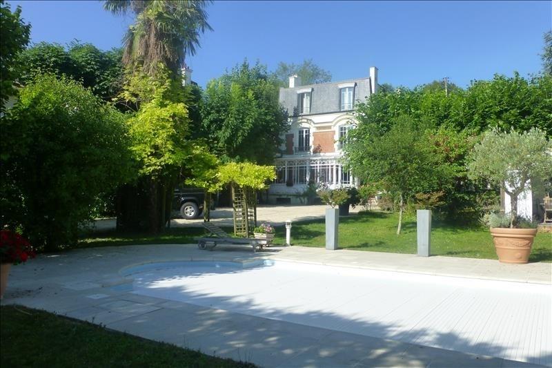 Revenda residencial de prestígio casa Villennes sur seine 1495000€ - Fotografia 1