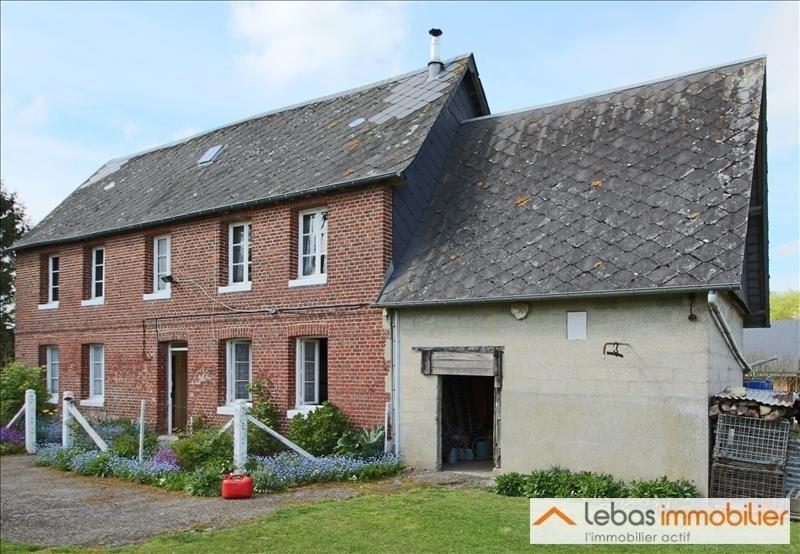 Vente maison / villa Totes 133000€ - Photo 1